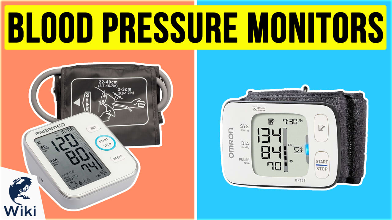 10 Best Blood Pressure Monitors