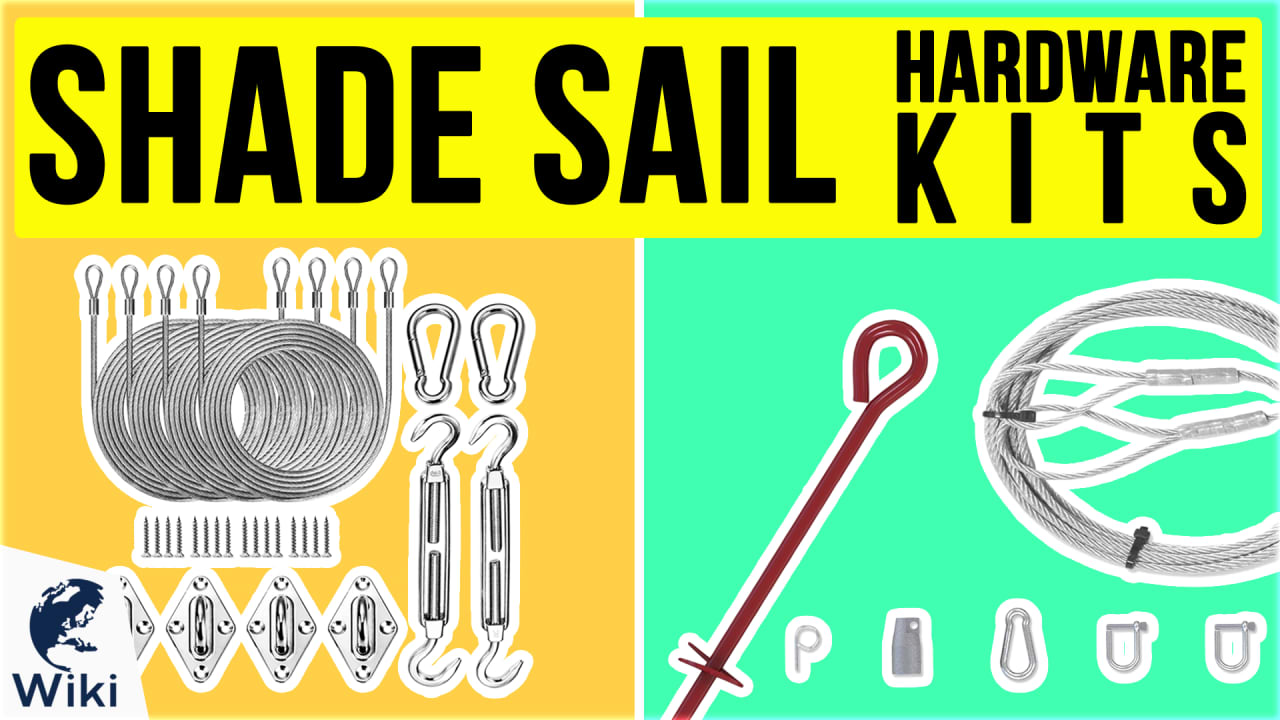 10 Best Shade Sail Hardware Kits