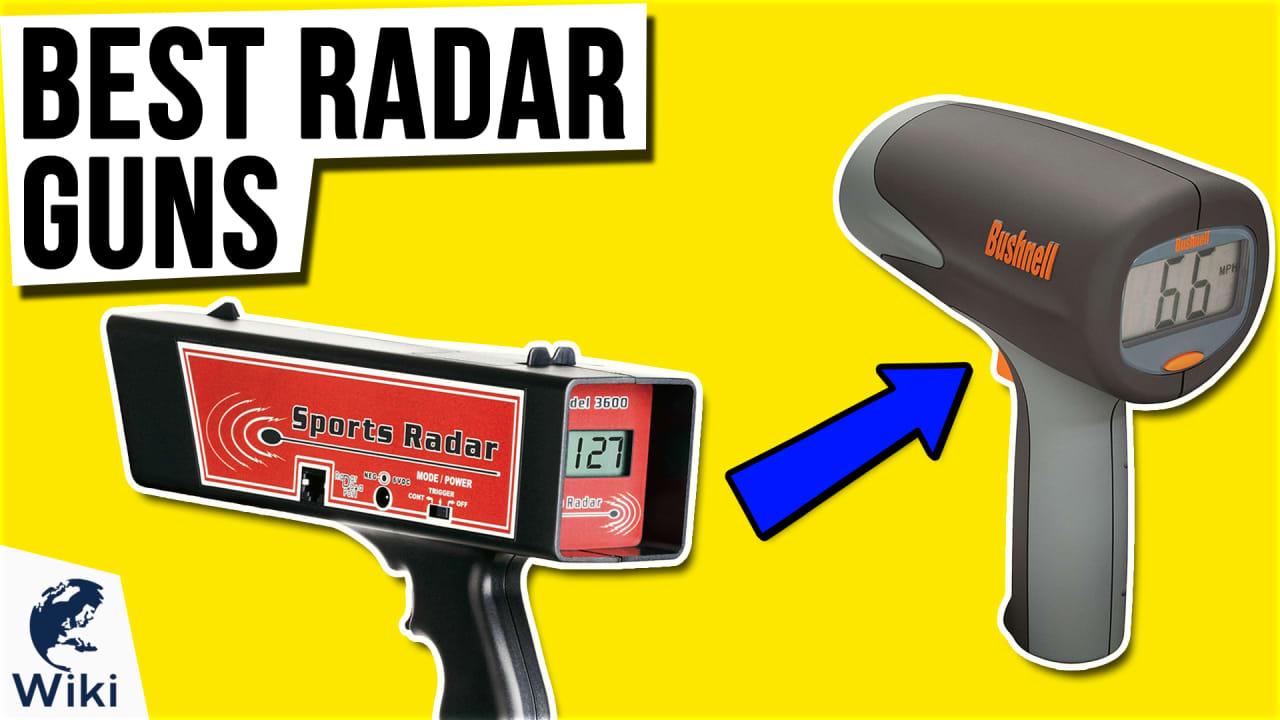 10 Best Radar Guns