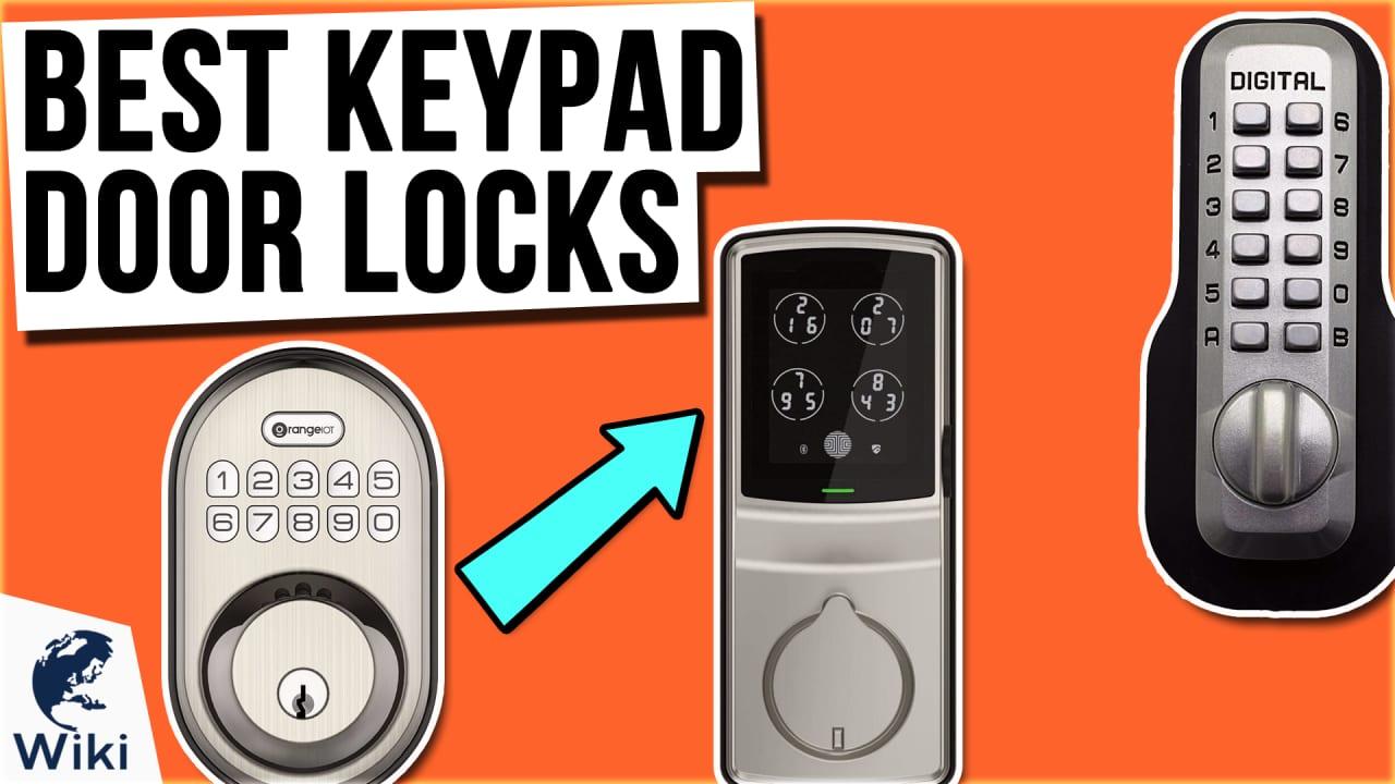 10 Best Keypad Door Locks