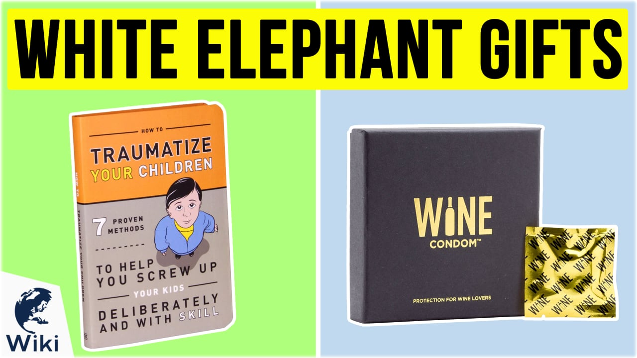 10 Best White Elephant Gifts