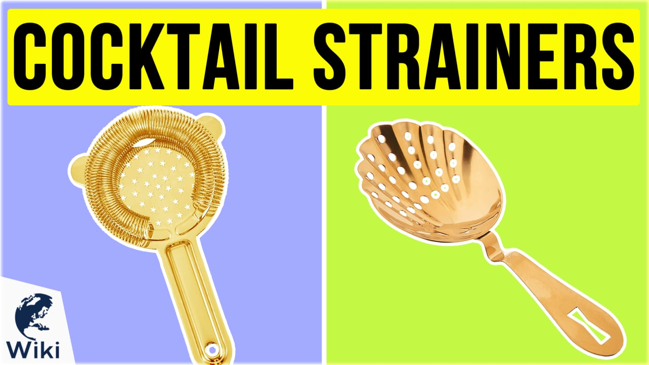 10 Best Cocktail Strainers