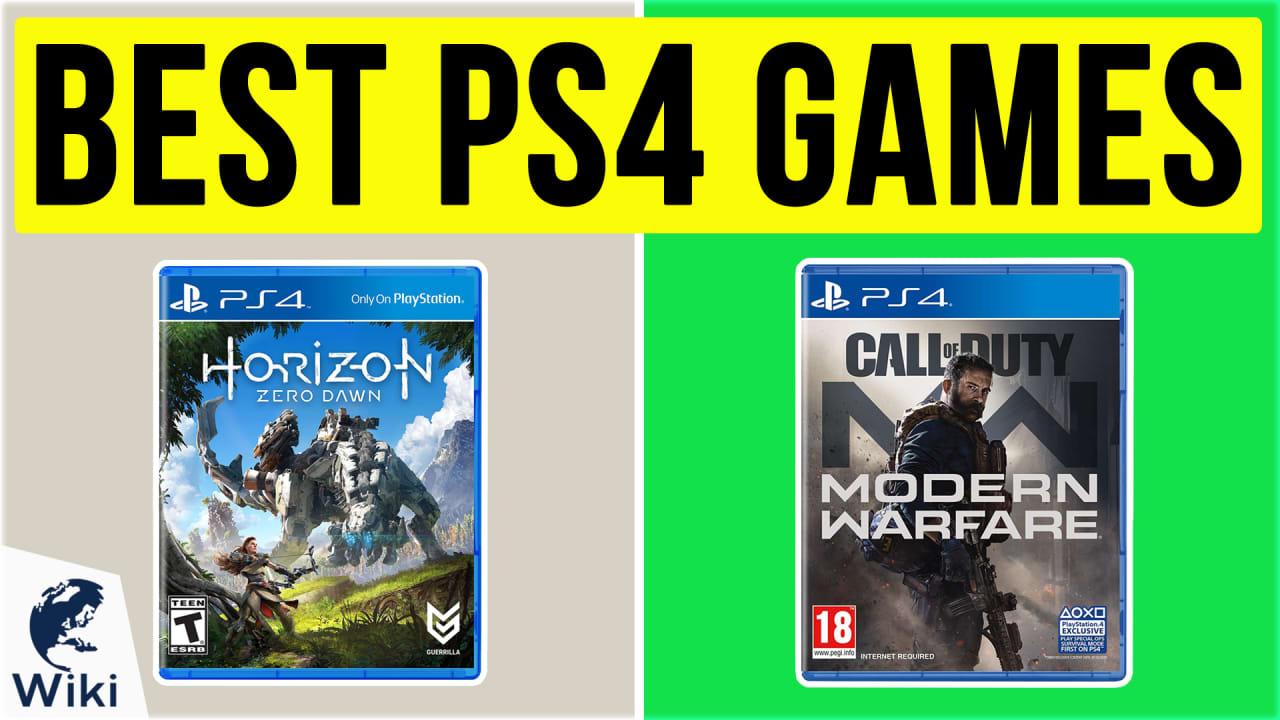 10 Best PS4 Games