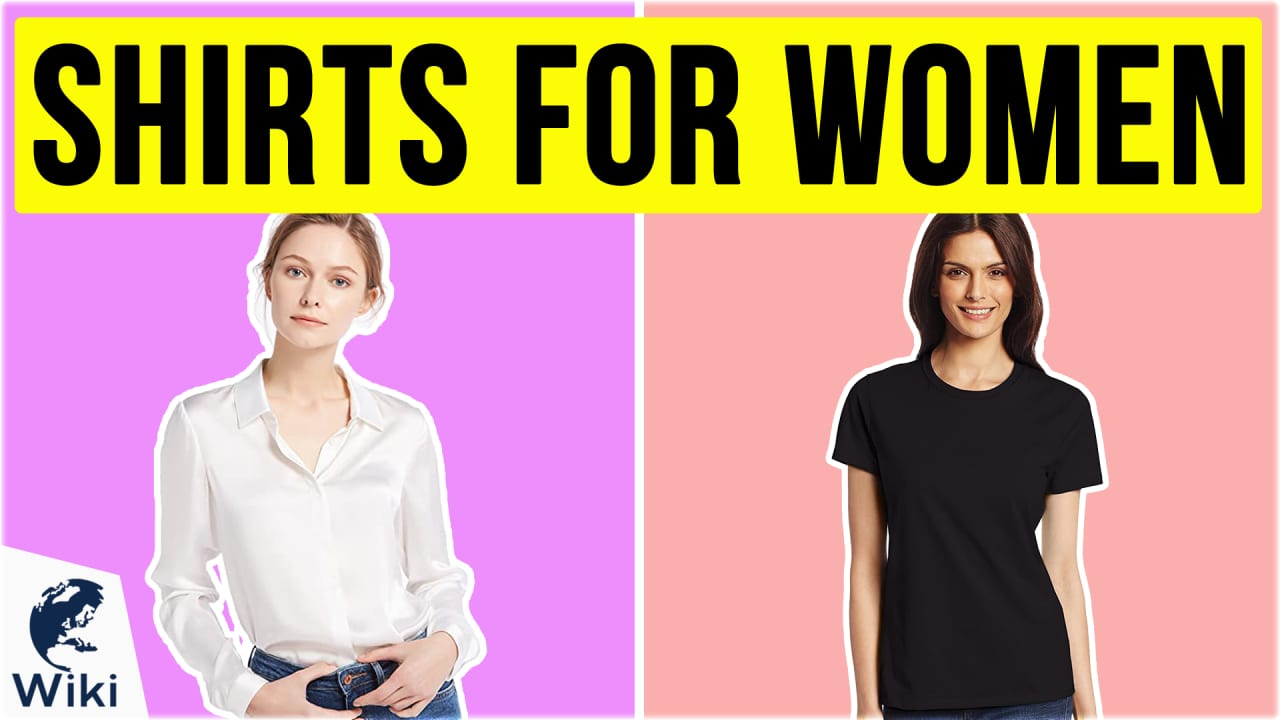 10 Best Shirts For Women