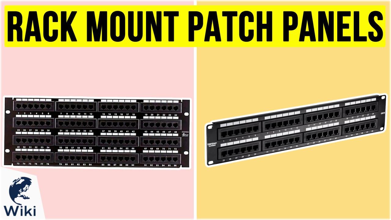 9 Best Rack Mount Patch Panels