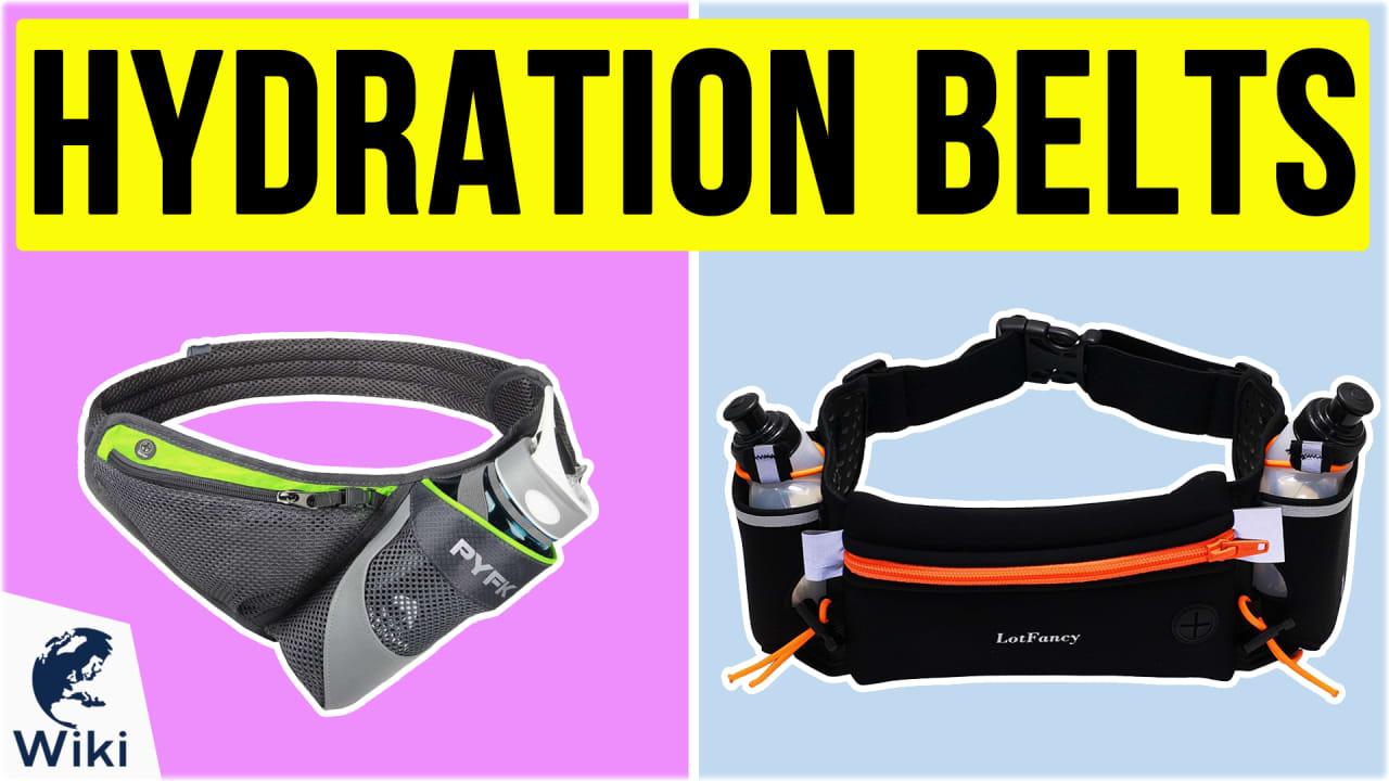 10 Best Hydration Belts