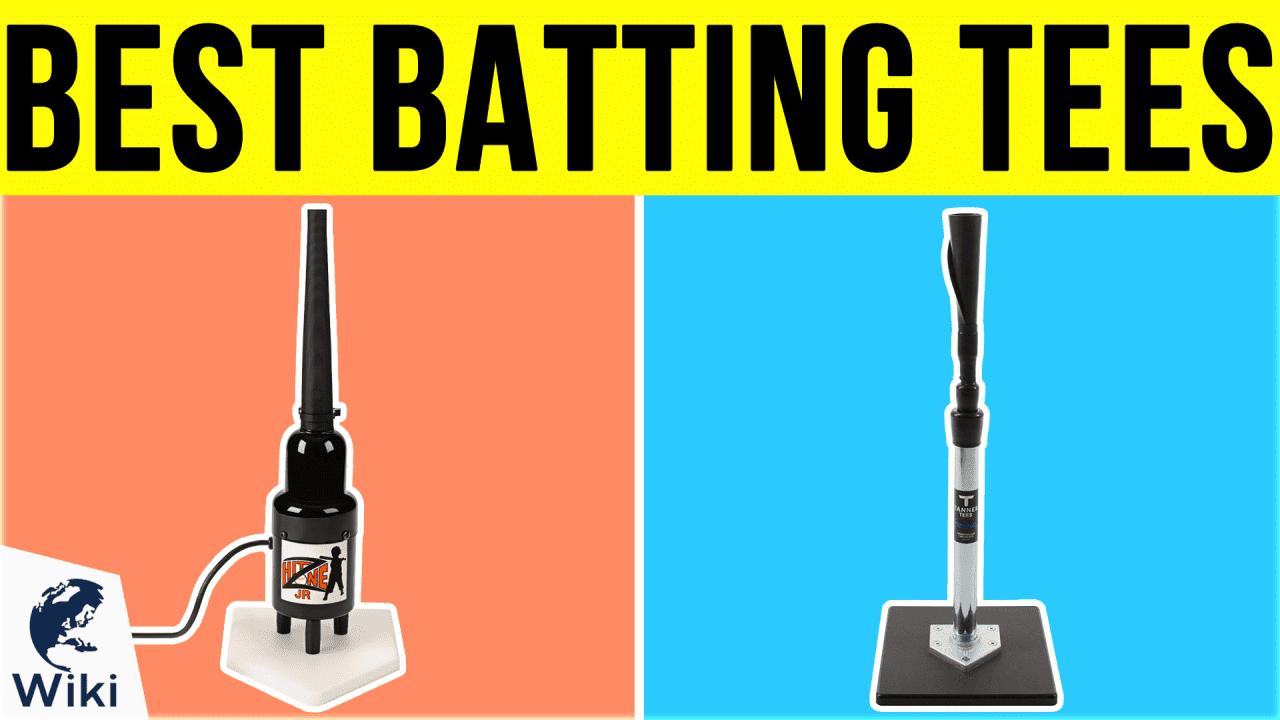 10 Best Batting Tees