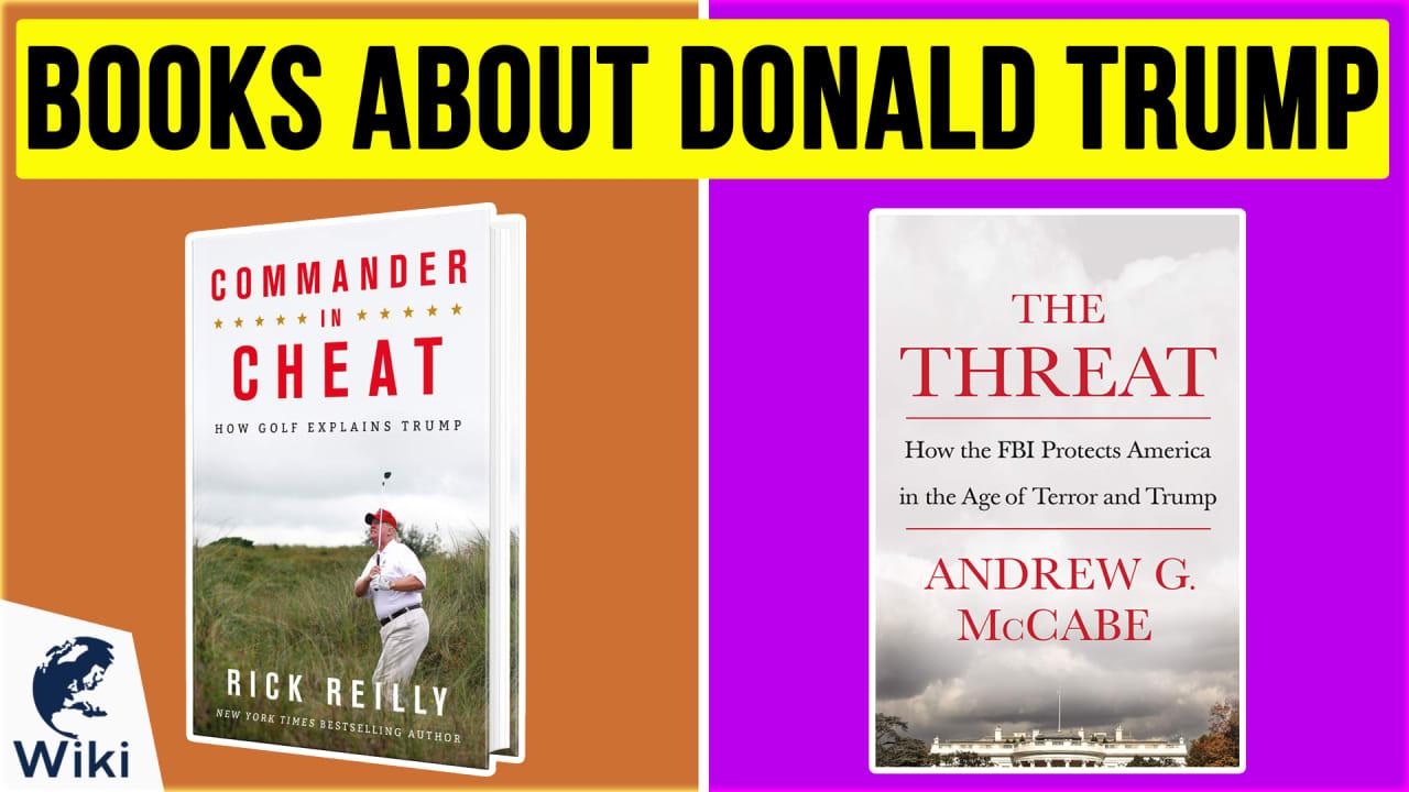 10 Best Books About Donald Trump