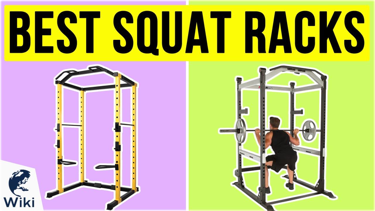 9 Best Squat Racks