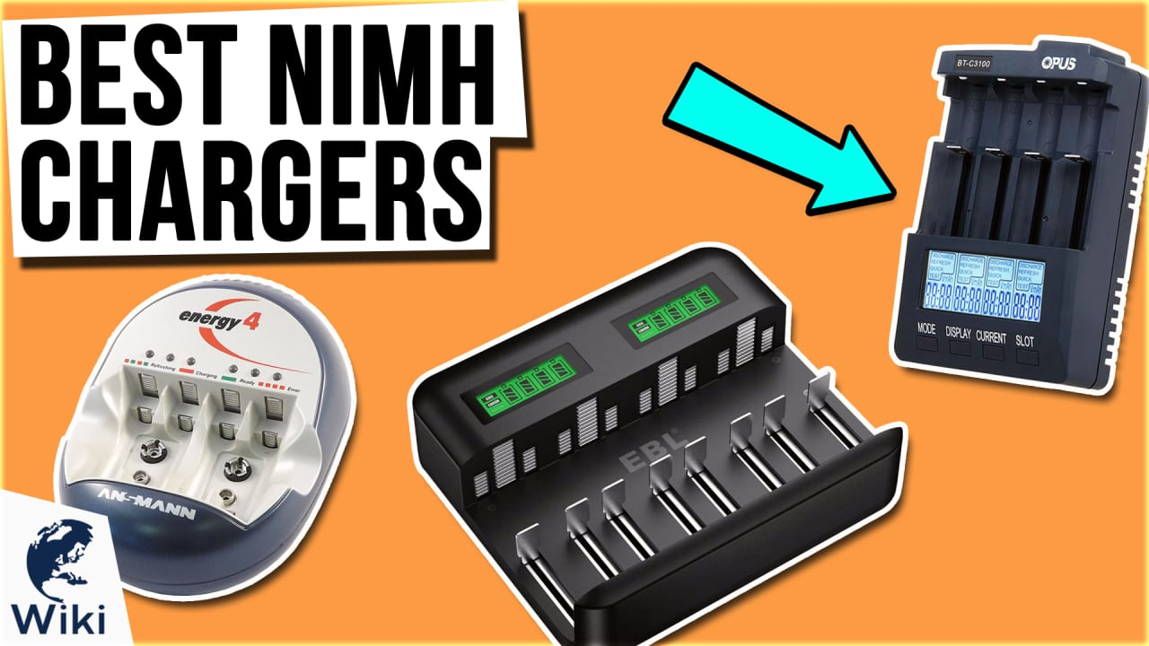10 Best NiMH Chargers