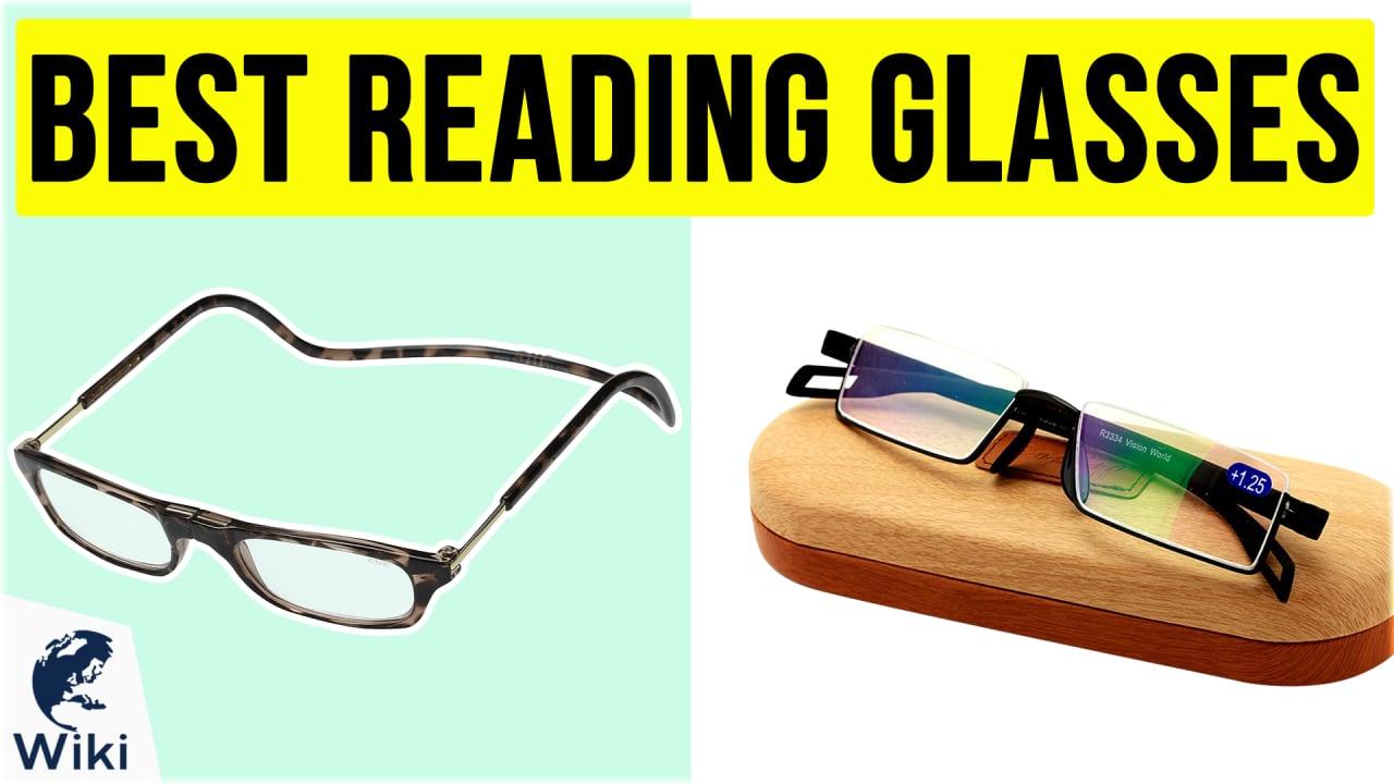10 Best Reading Glasses