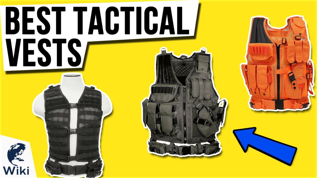 10 Best Tactical Vests