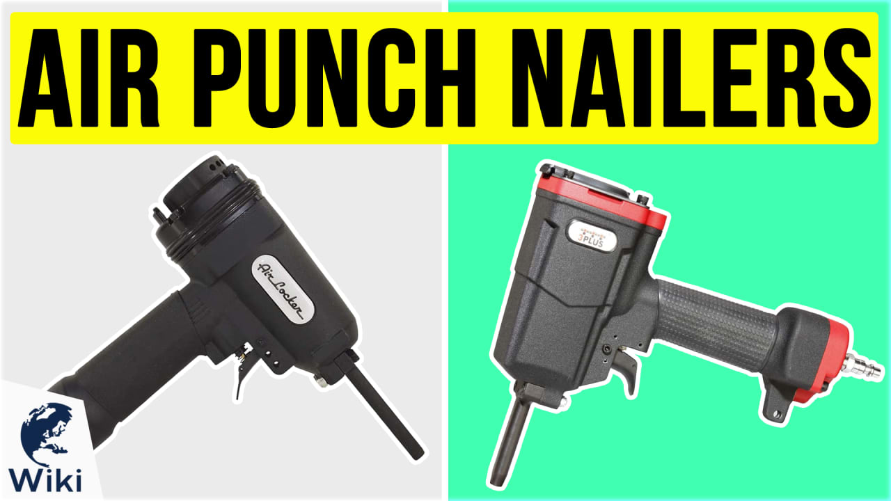 5 Best Air Punch Nailers