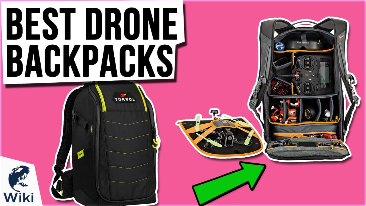 10 Best Drone Backpacks