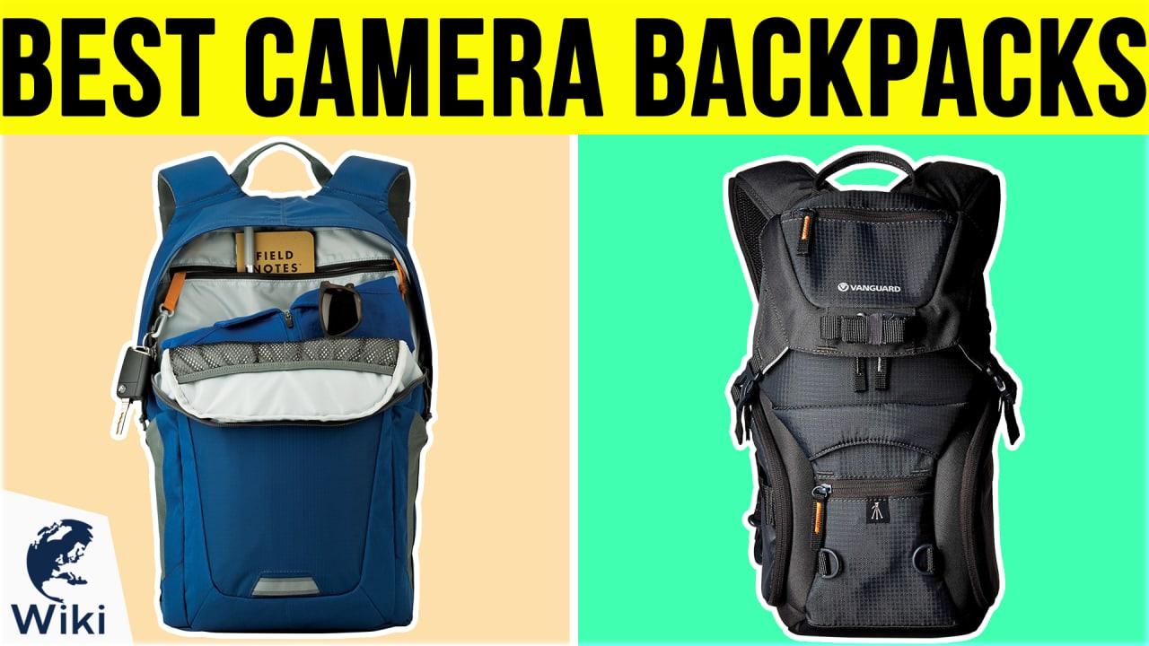 10 Best Camera Backpacks
