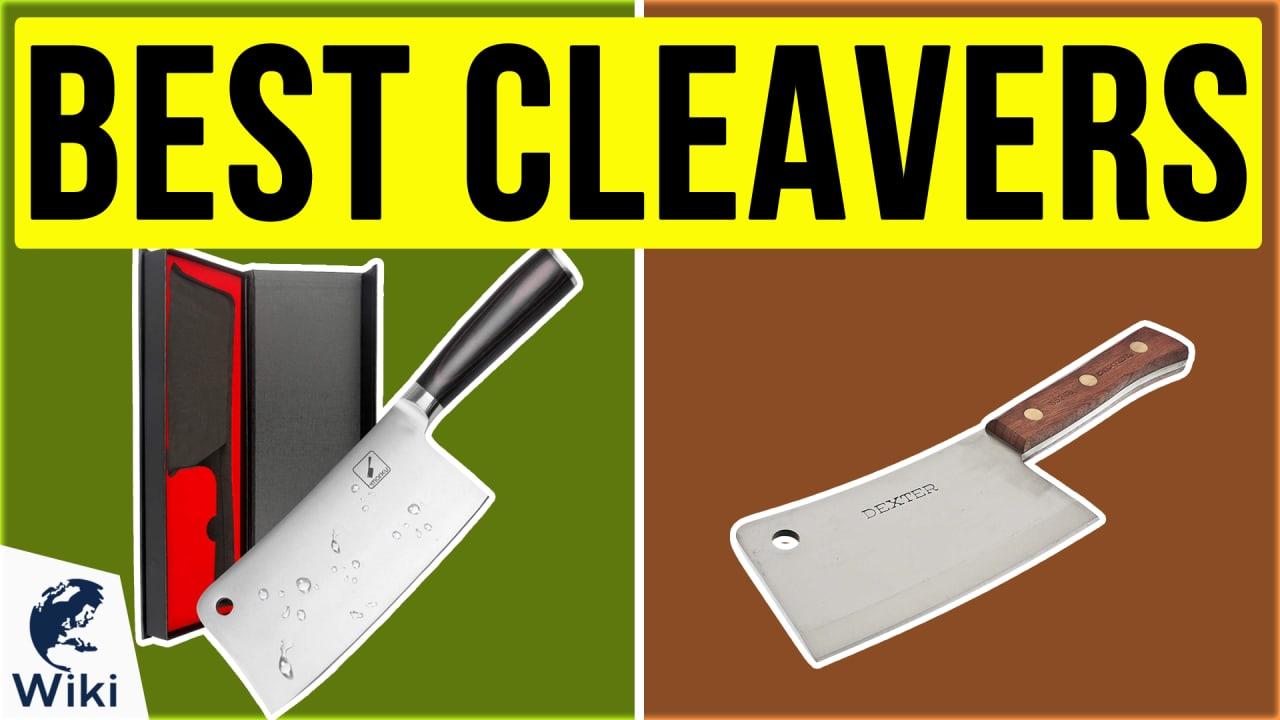 6 Best Cleavers