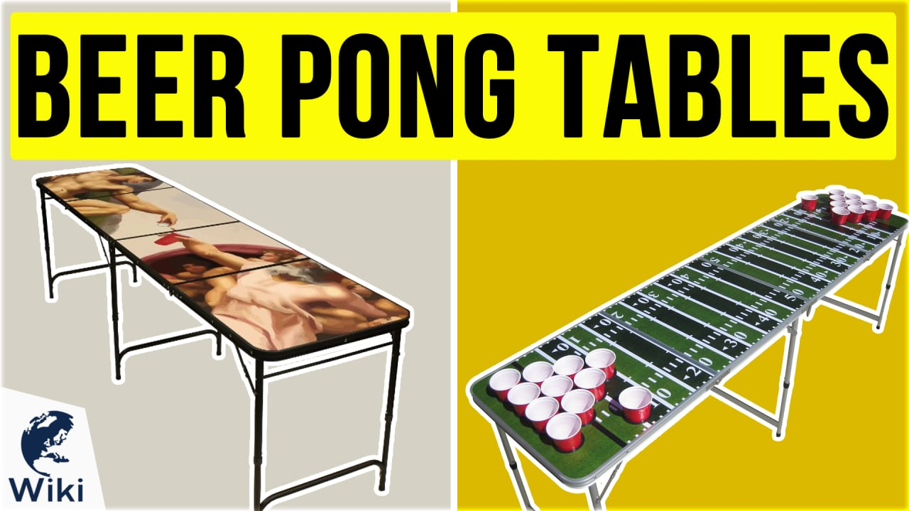 10 Best Beer Pong Tables