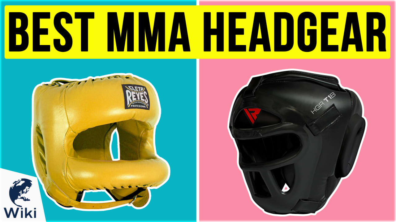 10 Best MMA Headgear