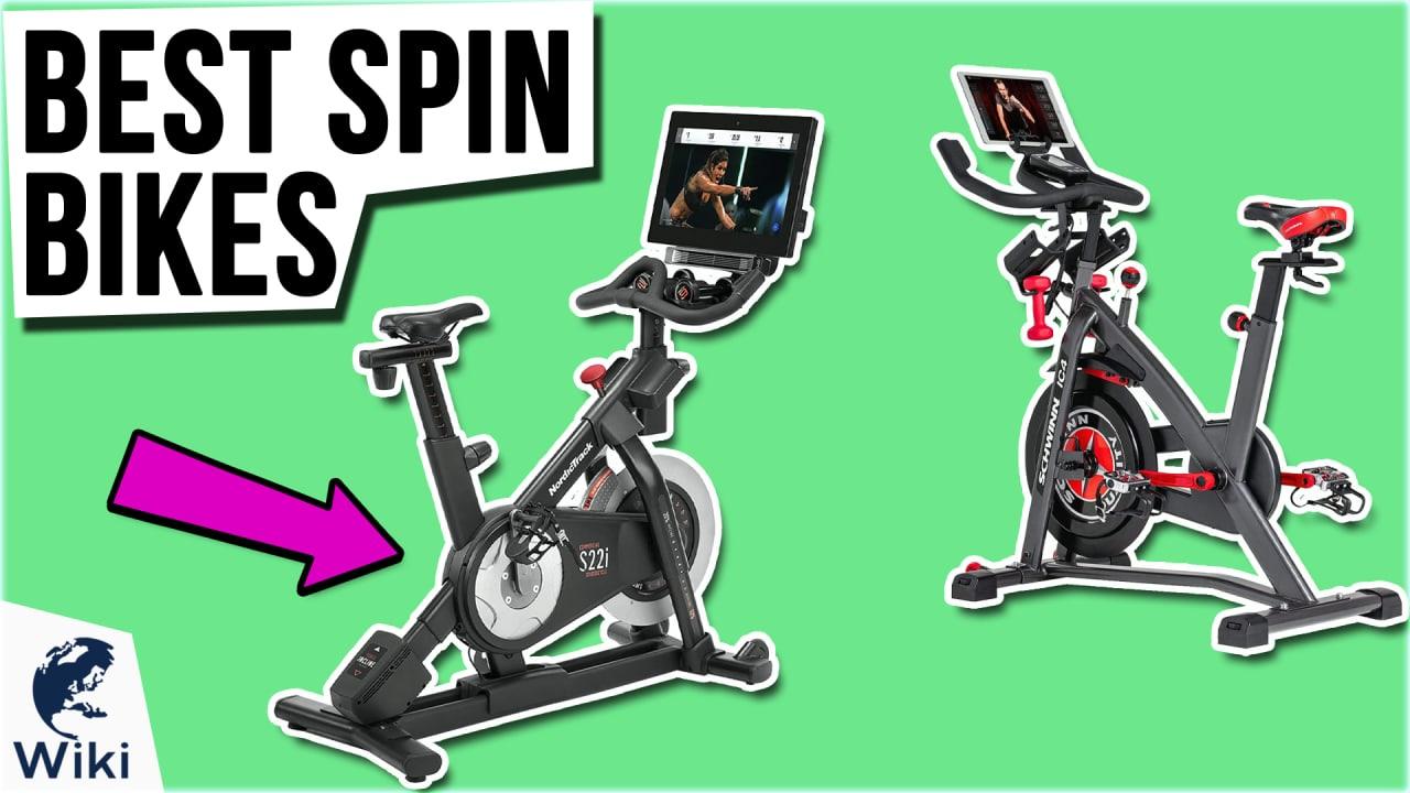 10 Best Spin Bikes