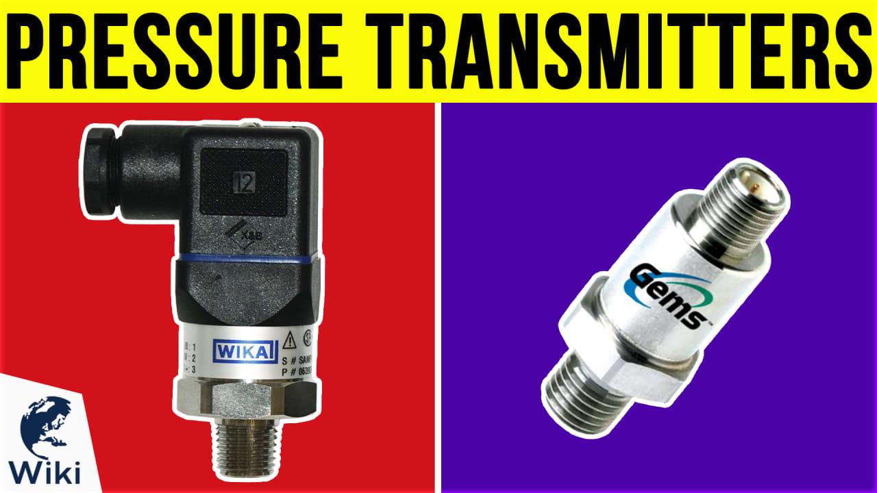 10 Best Pressure Transmitters