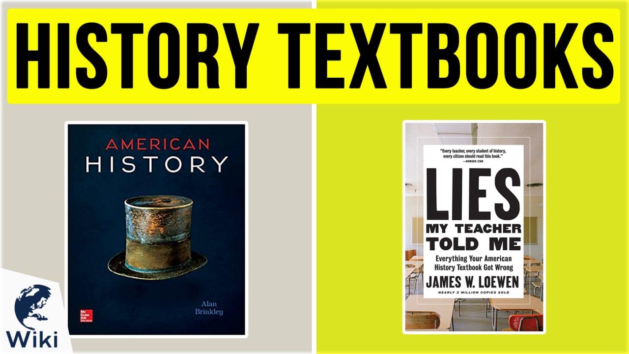 10 Best History Textbooks