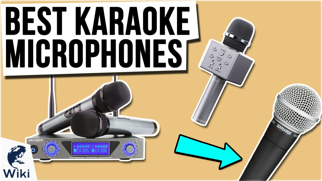 10 Best Karaoke Microphones