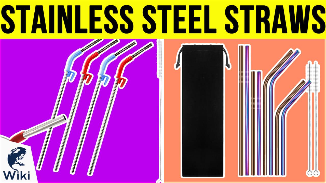 10 Best Stainless Steel Straws