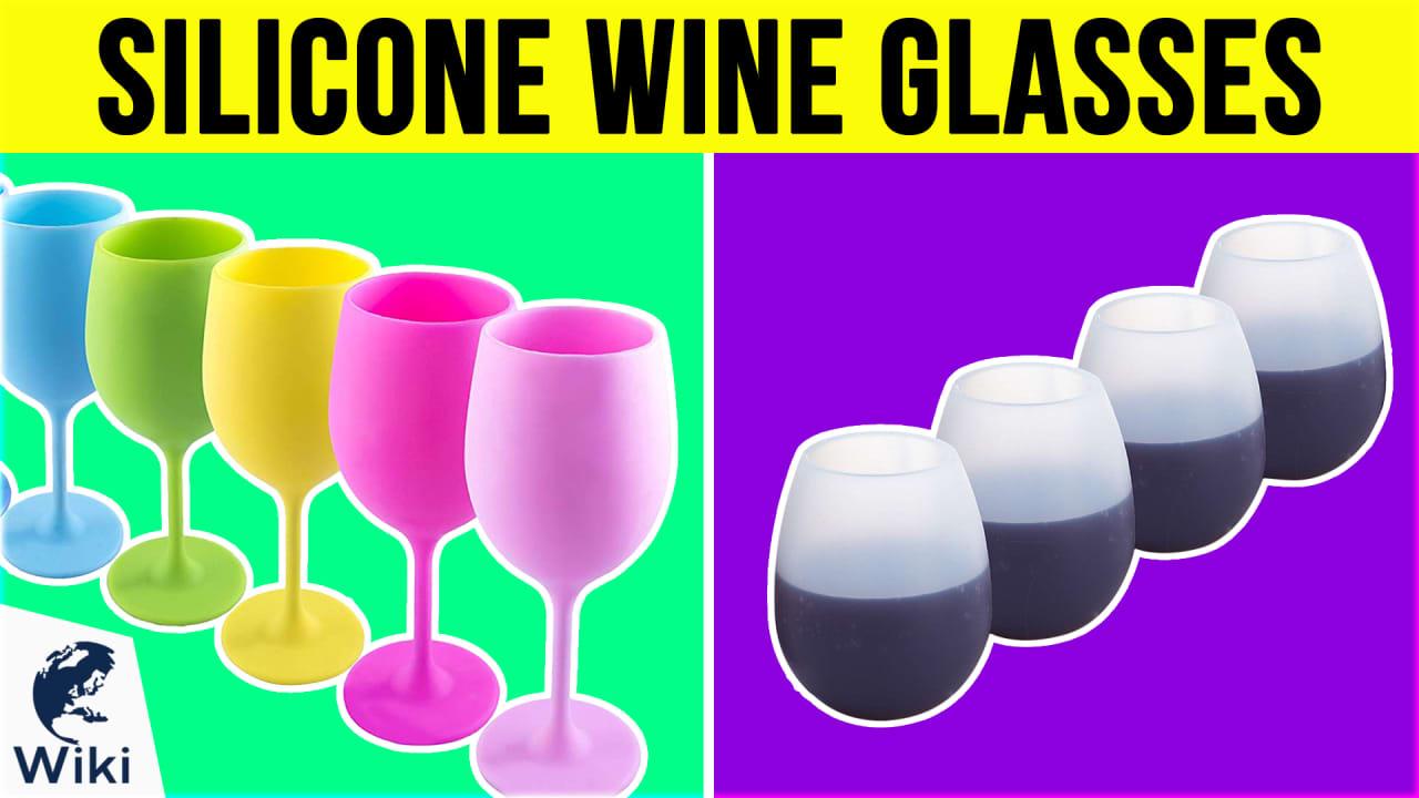 10 Best Silicone Wine Glasses