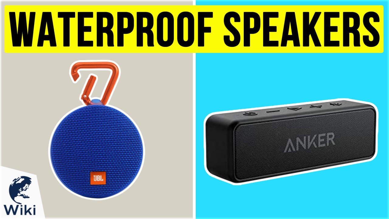 10 Best Waterproof Speakers