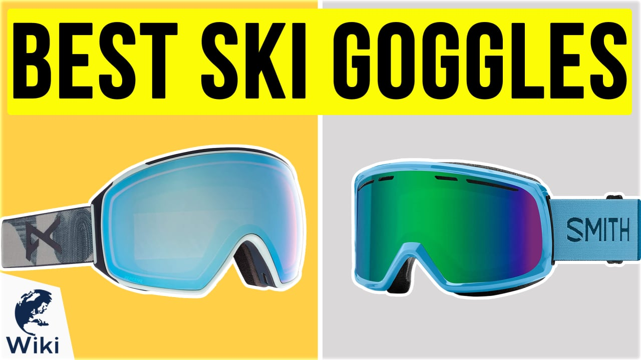 10 Best Ski Goggles