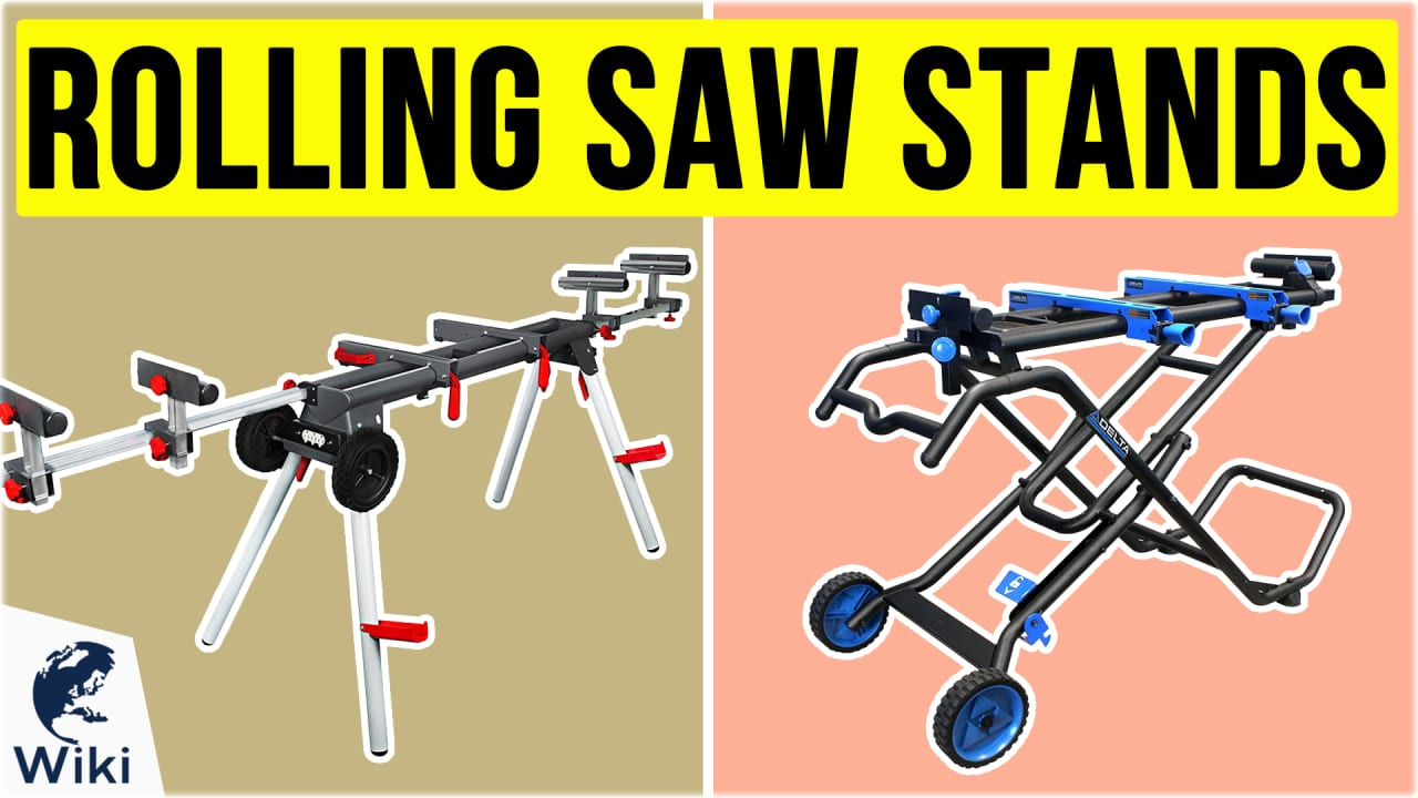 10 Best Rolling Saw Stands