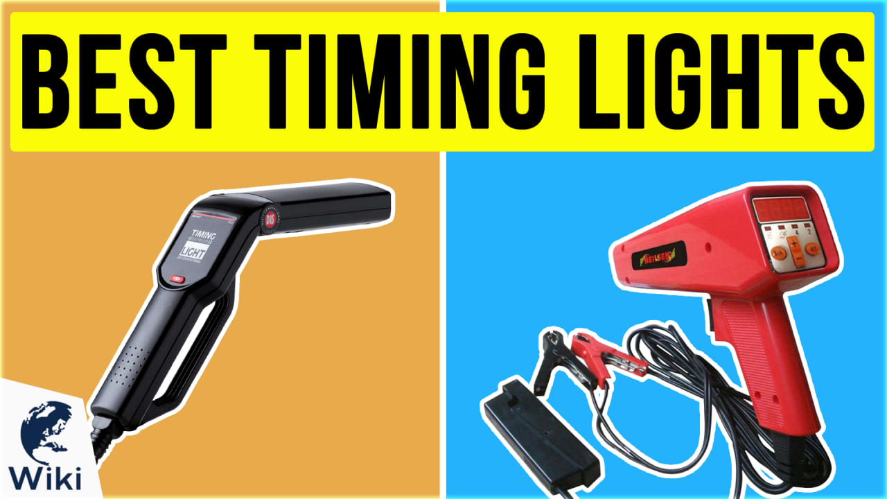 8 Best Timing Lights