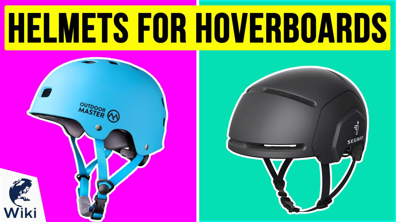 10 Best Helmets For Hoverboards