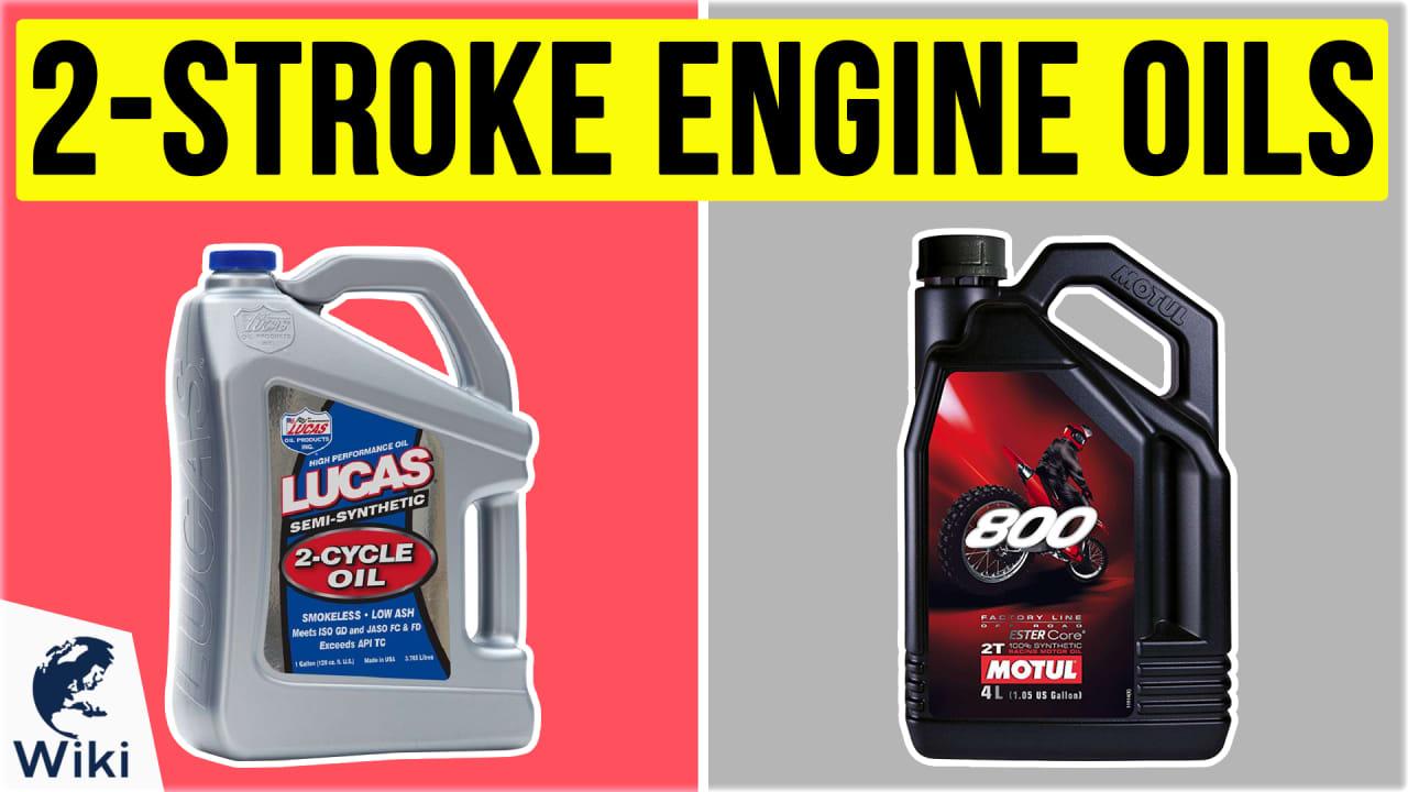 10 Best 2-Stroke Engine Oils