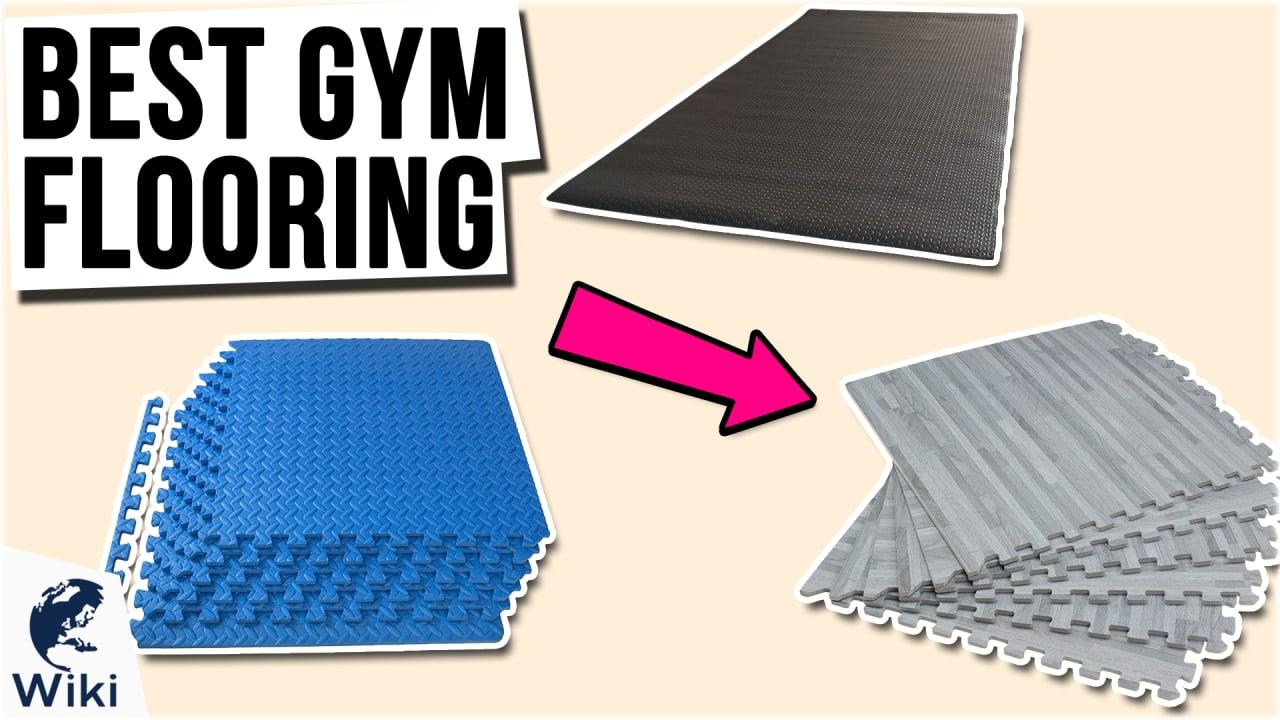 10 Best Gym Flooring