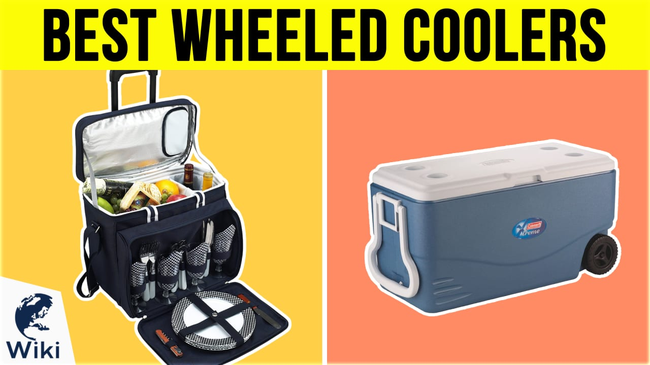 10 Best Wheeled Coolers