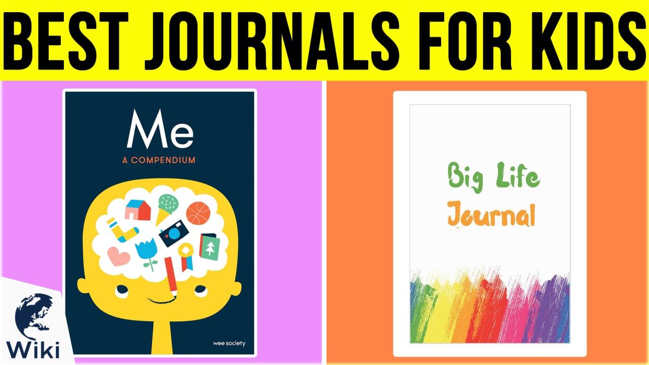 10 Best Journals for Kids