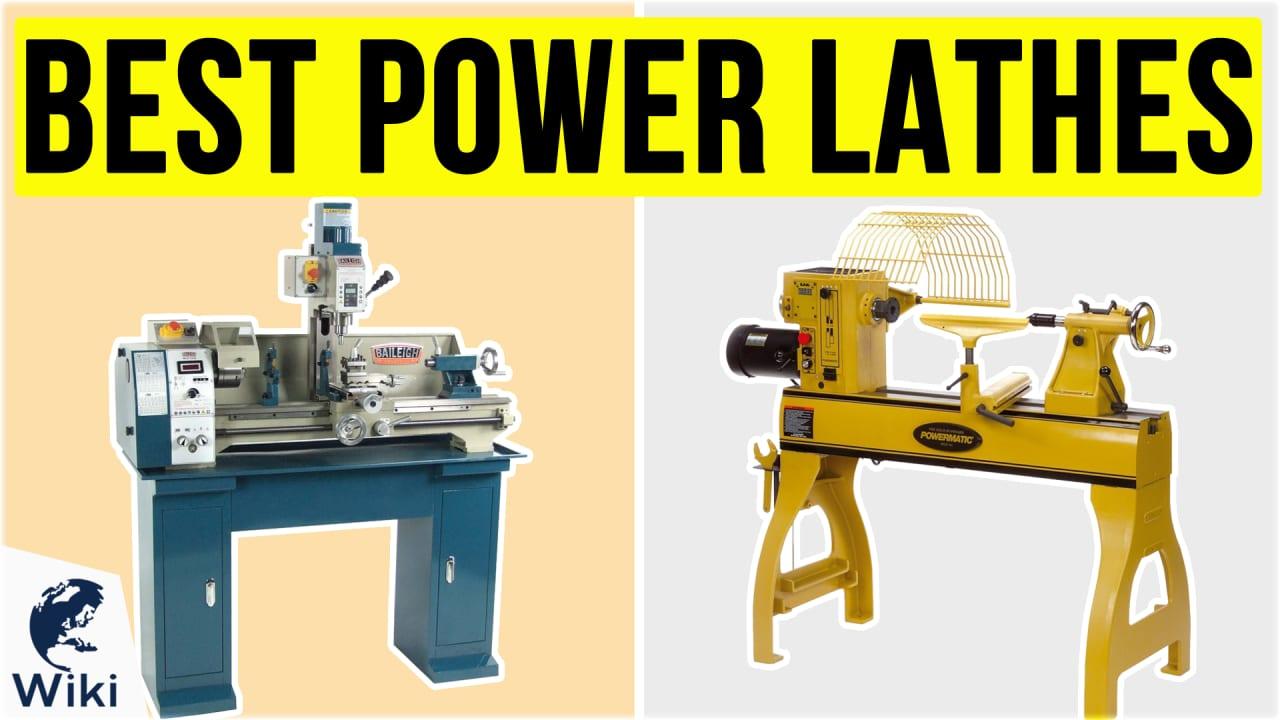 10 Best Power Lathes