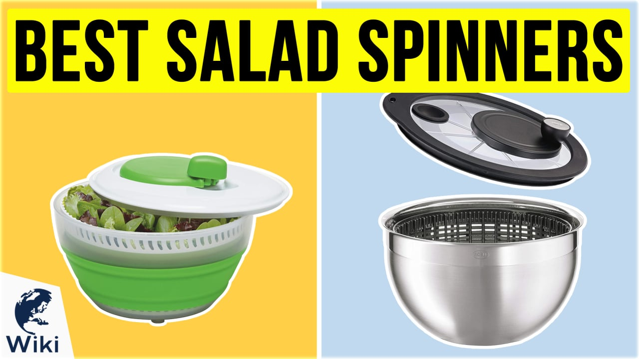 10 Best Salad Spinners