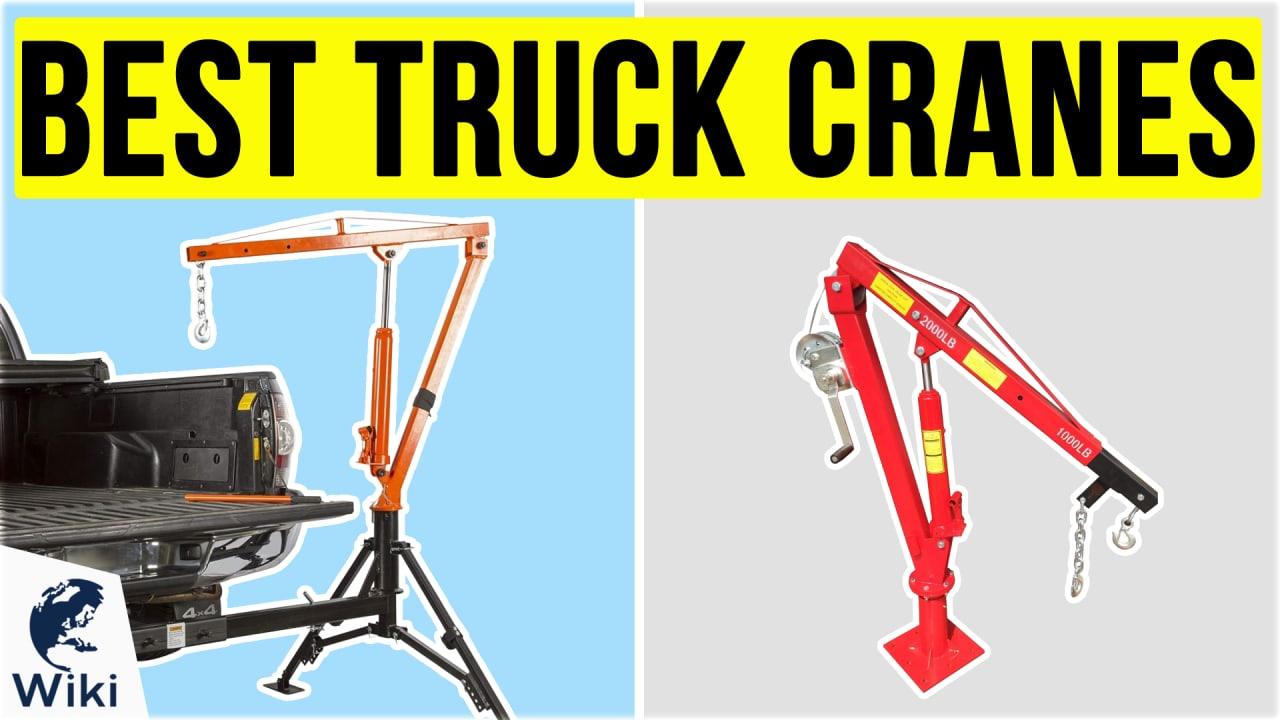 10 Best Truck Cranes