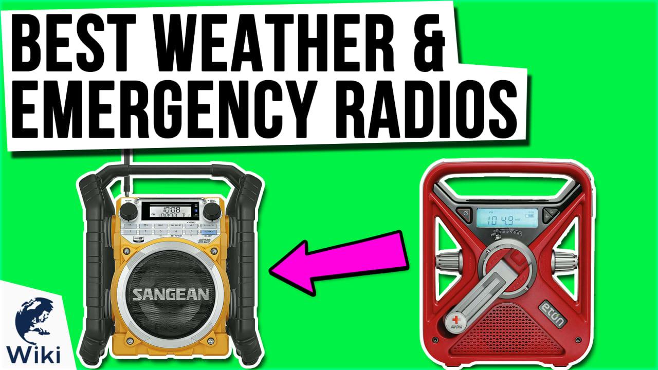 10 Best Weather & Emergency Radios