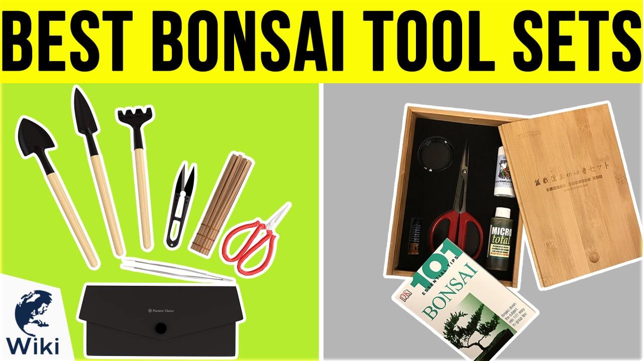 10 Best Bonsai Tool Sets