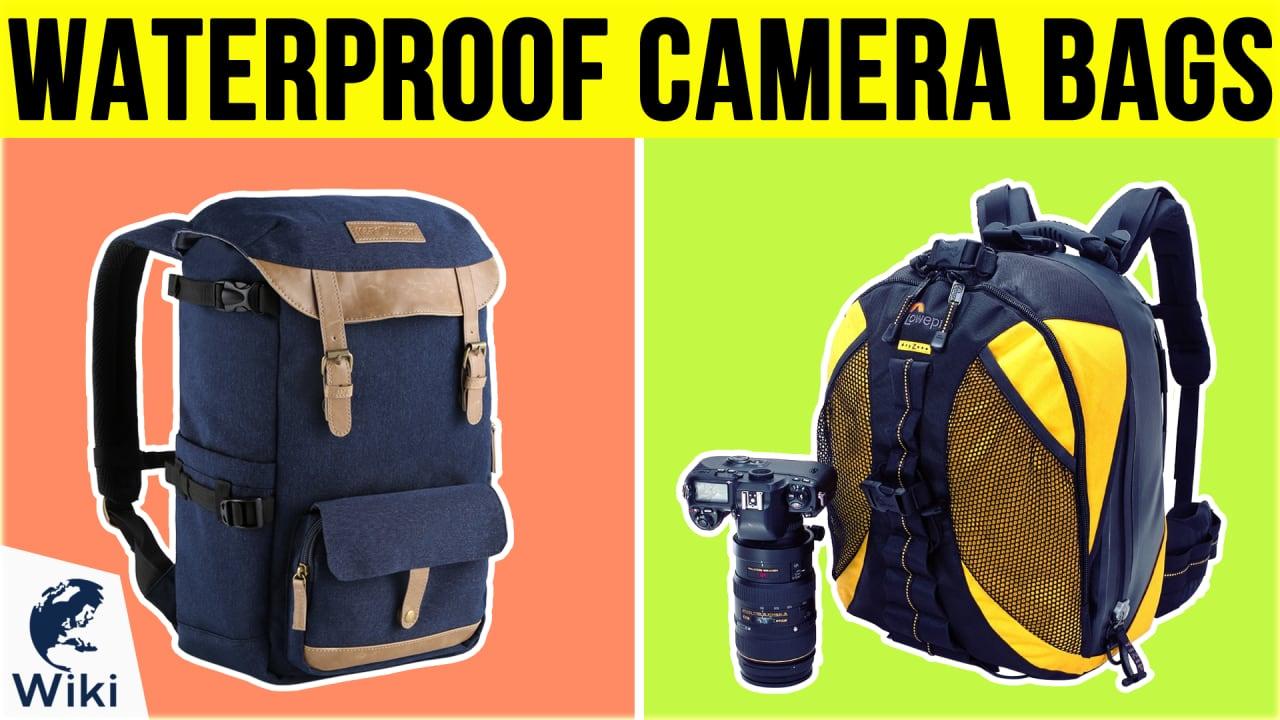 10 Best Waterproof Camera Bags