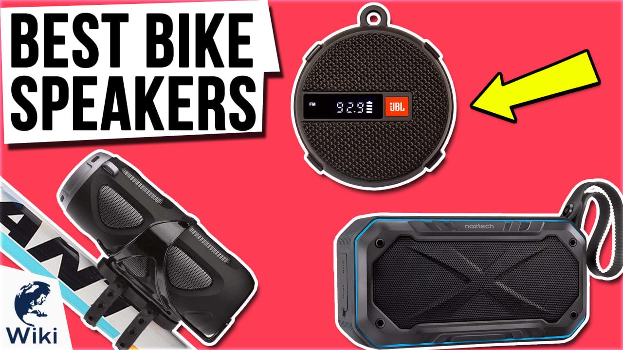 10 Best Bike Speakers