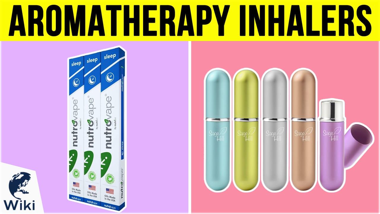 7 Best Aromatherapy Inhalers