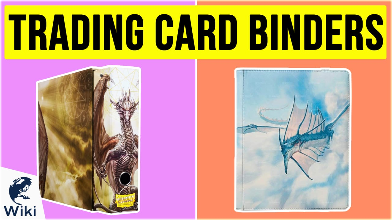 10 Best Trading Card Binders