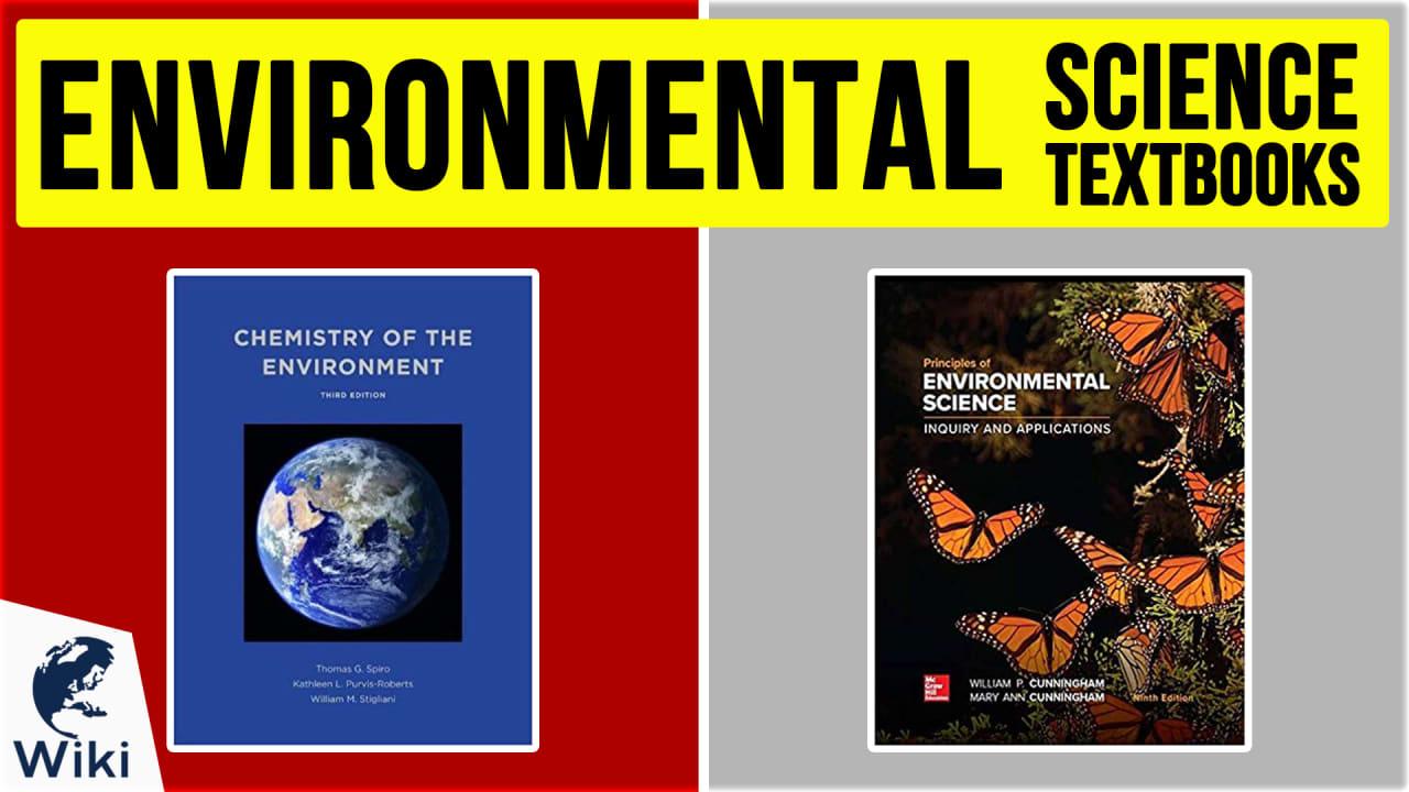 10 Best Environmental Science Textbooks