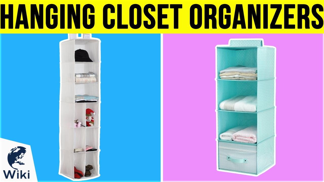 10 Best Hanging Closet Organizers
