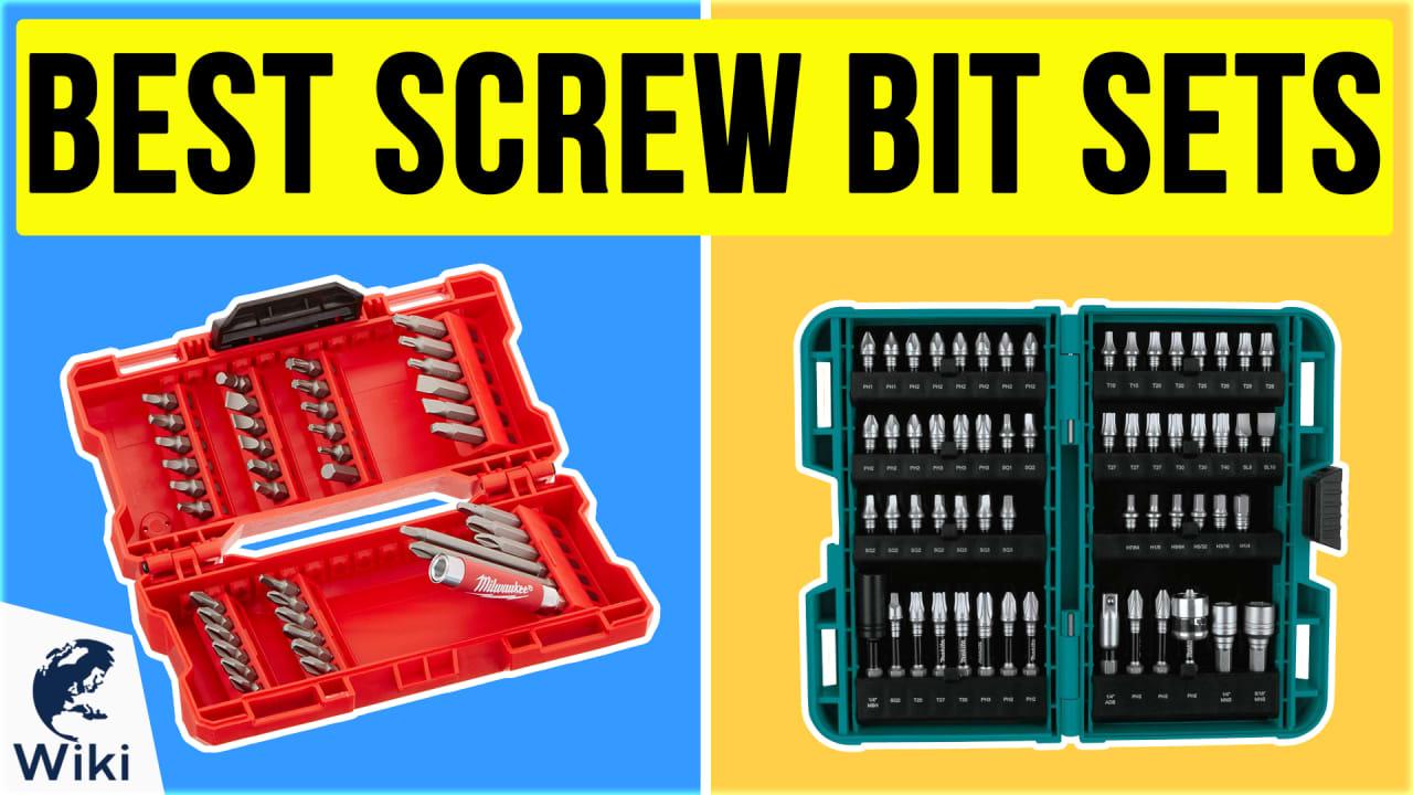10 Best Screw Bit Sets