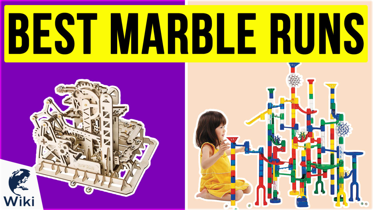 10 Best Marble Runs